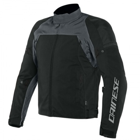 Dainese Speed Master D-Dry Jacket Ebony/Ebony/Black