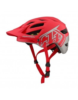 TLD MTB A1 Classic Mips Red/Silver