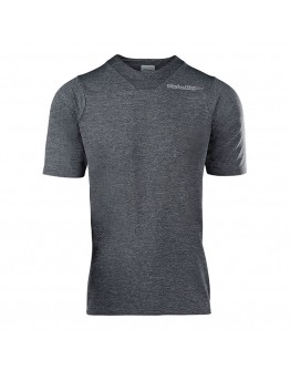TLD MTB Skyline Solid SS Jersey Heather Gray
