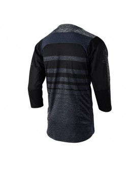 TLD MTB Ruckus Streamline Jersey Heather Black/Heather Grey