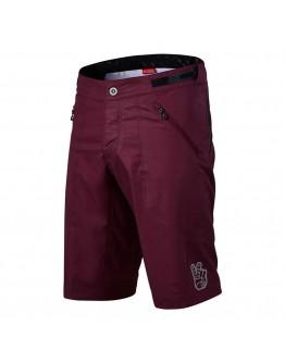 TLD MTB Skyline Shorts Sangria