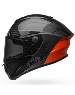 Bell Race Star Flex DLX Matt Black/Orange