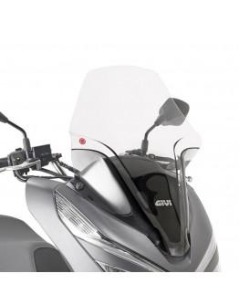 Givi Ζελατίνα Honda PCX 125 18-19 Clear
