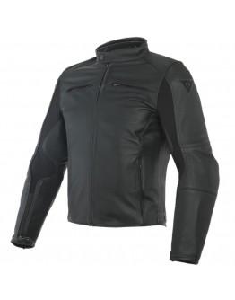 Dainese Razon Leather Jacket Black