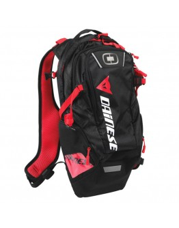 Dainese D-Dakar Hydration Backpack Stealth-Black