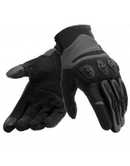 Dainese Aerox Textile Γάντια Black/Anthracite