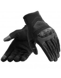 Dainese Bora Textile Γάντια Black/Anthracite