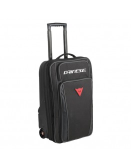 Dainese D-Cabin Wheeled Bag Βαλίτσα Stealth-Black