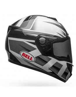 Bell SRT Predator White/Black