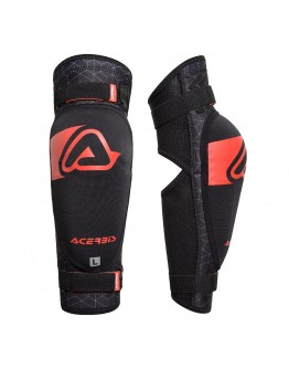 Acerbis Επιαγκωνίδες X-Elbow Soft Black Red