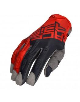 Acerbis MX X-P Γάντια Red Grey