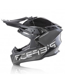 Acerbis Steel Carbon Black/Silver