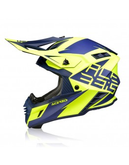 Acerbis X-Track VTR Blue/Yellow