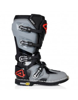 Acerbis Μπότες X-Rock Black/Gray
