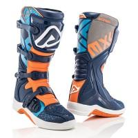 Acerbis Μπότες X-Team Blue/Orange