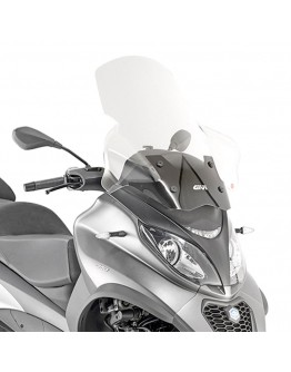 Givi ζελατίνα Piaggio MP3 350-500 Sport/Bysiness 18-19