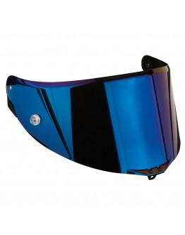AGV Ζελατίνα Race 3 Pista GP R / Corsa R Iridium  Blue