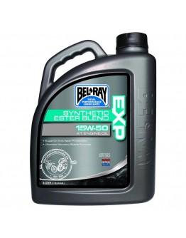 Bel-Ray EXP Συνθετικό Ester Blend 4T 15W-50 4lt