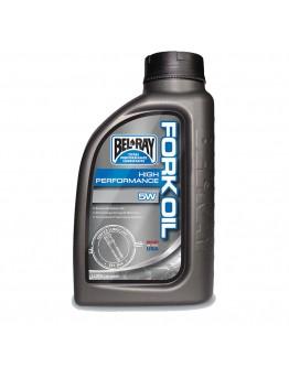 Bel-Ray High Performance Fork Oil Μπροστινής Ανάρτησης 5W 1lt