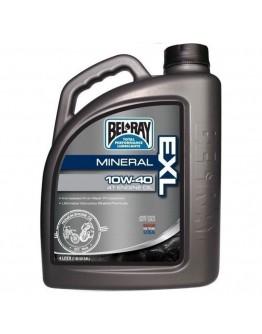 Bel-Ray EXL Mineral 4T 10W-40 4lt