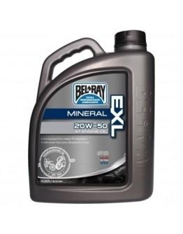 Bel-Ray EXL Mineral 4T 20W-50 4lt