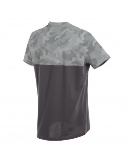 Dainese Camo-Trucks T-Shirt Anthracite/Anthracite