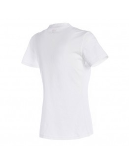 Dainese Lady T-Shirt White/Black