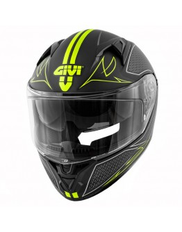 Givi H50.6 Stoccarda Splinter Black/Yellow