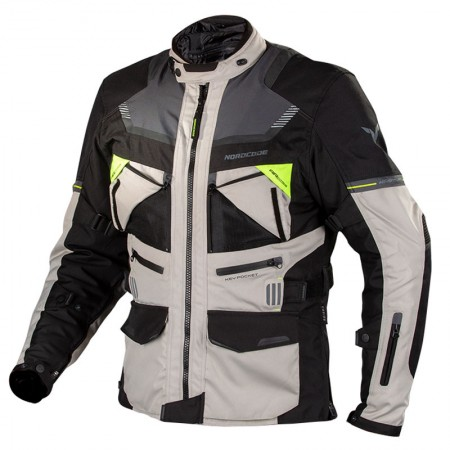 Nordcode Adventure Evo Jacket Grey