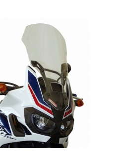 Fabbri Ζελατίνα Honda CRF1000L Africa Twin 16-17 Touring Clear