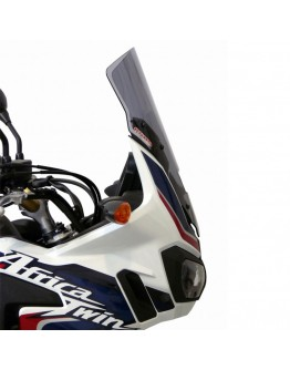 Fabbri Ζελατίνα Honda CRF1000L Africa Twin 16-17 Sport Light Smoke