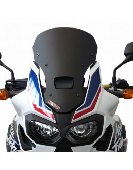 Fabbri Ζελατίνα Honda CRF1000L Africa Twin 16-17 Super Sport Black Matt