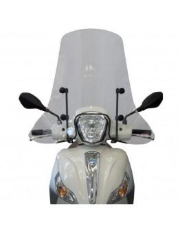 Fabbri Ζελατίνα Piaggio Medley 125/150 16-18 Top Alto Clear