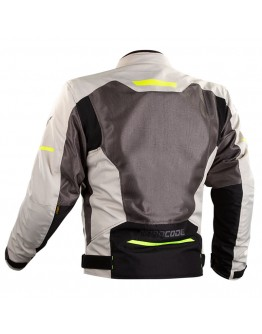 Nordcode Jackal Air Jacket Grey/Fluo