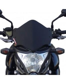 Fabbri Ζελατίνα Honda CB 1000 R 08-10 Gen-X Sport Black Matt
