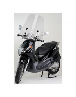 Fabbri Ζελατίνα Piaggio Beverly 125/150/200 01/03 Top Alto Clear