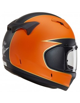 Arai Renegade-V Fury Orange Matt