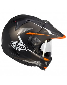 Arai Tour-X4 Break Orange Matt