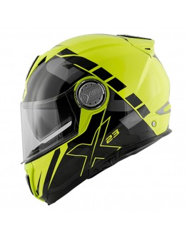 Givi X.23 Sydney Eclipse Yellow/Black