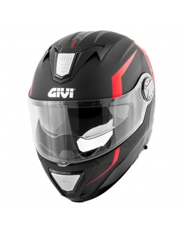 Givi X.23 Sydney Viper Black Matt/Orange