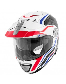 Givi X.33 Canyon Layers White/Red/Blue