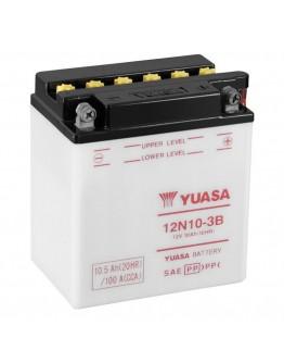 Yuasa Μπαταρία 12N10-3B 12 Volt 10.5Ah