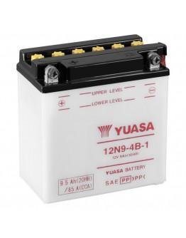 Yuasa Μπαταρία 12N9-4B-1 12 Volt 9.5Ah