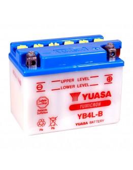 Yuasa Μπαταρία YB4L-B 12 Volt 4.2Ah