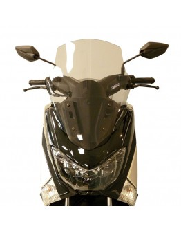 Fabbri Ζελατίνα Yamaha N-Max 125 15-19 Summer Dark Smoke