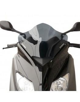 Fabbri Ζελατίνα Yamaha X-Max 125/250 10-12 Racing Dark Smoke