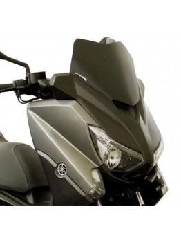 Fabbri Ζελατίνα Yamaha X-Max 125i/250i 13-17 / 400i 13-16 Sport Black Matt