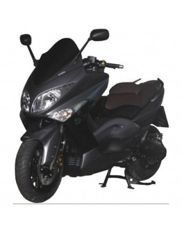 Fabbri Ζελατίνα Yamaha T-Max 500 08-11 Supersport Dark Smoke