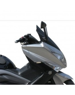 Fabbri Ζελατίνα Yamaha T-Max 500 08-11 Supersport Black Matt