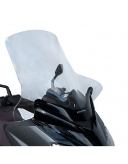 Fabbri Ζελατίνα Yamaha X-Max 125/250 10-12 Exclusive Light Smoke